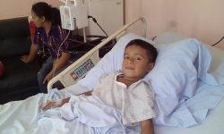 Child in hospital (Honduras)